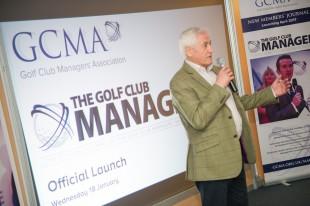 GCMA Mag Launch