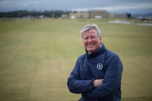 Martin Slumbers, Chief Executive – The R&A, At the Royal And Ancient Golf Club, in St. Andrews, Scotland, on 29 February, 2016.