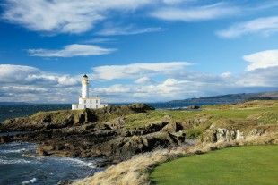 Ailsa Course Reborn at Trump Turnberry