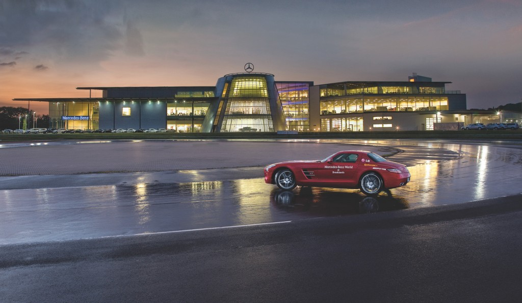 mercedes-benz world - gcma