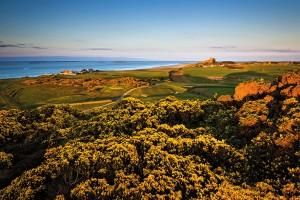 Bamburgh-Castle-golf